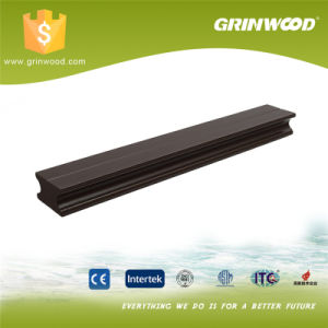 Keel for Wood Plastic Composite Decking Flooring pictures & photos