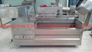 Ly-400 Industrial Potato Washing and Peeling Machine pictures & photos