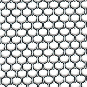 Net Mesh with 100% Polyester