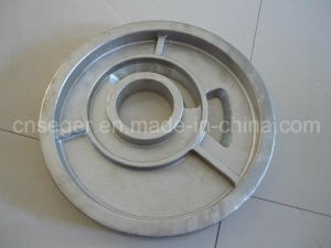 Resin Sand Cast Iron Stainless Steel Casting Pump Parts pictures & photos