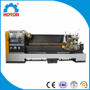 Factory Directsale Gap Bed Horizontal Metal Lathe Machine (CS6266B CS6266C) pictures & photos