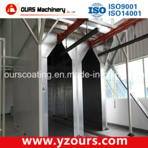Manufacturer of Curing Oven with Overhead Conveyor pictures & photos