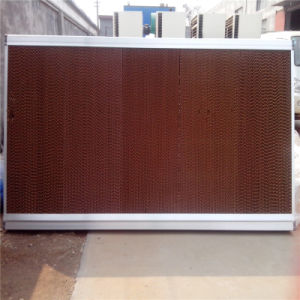 Cooling Down System, Ventilation System, Wet Curtain/ Evaporative Cooling Pad
