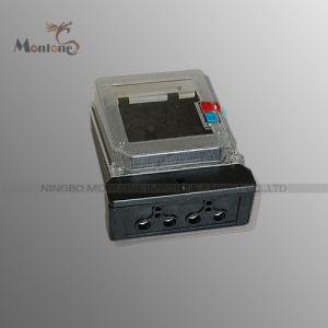 Single Phase Plastic Energy Meter Multi-Rate Meter Enclosure (MLIE-EMC008) pictures & photos