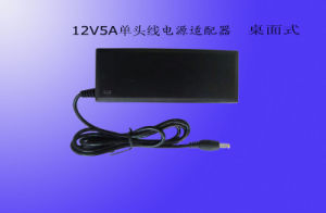High Quality Power Supply for Notebook (12V5A) pictures & photos