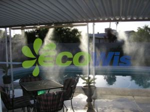 Low Pressure Outdoor Patio Misting System (HT1114) pictures & photos