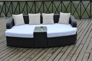 PE Rattan Sofa /PE Rattan Outdoor Furniture/Wicker Furniture