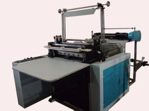 Single-Layer HDPE/LDPE Plastic Film Cold Cutting Machine (TR-FC600) pictures & photos