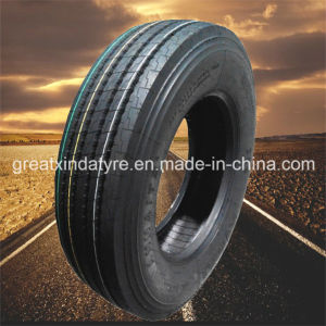 Europe Popular Used Light Truck Tire R17.5 (205/75R17.5, 215/75R17.5, 235/75R17.5) pictures & photos