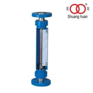 Watertreat Plant Use Flange Connection Krohne Calibrate Equipment Dn15variable Area Glass Flowmeter pictures & photos