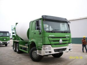 Sinotruk HOWO 6-16 M3 Concrete Mixer Truck with Low Price (ZZ1317N3261) pictures & photos