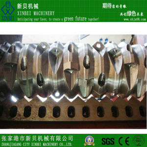 Single-Shaft Shredder for Wood (XB-48100)
