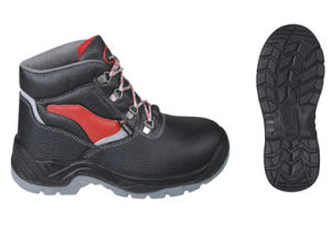 CE S1p Industry Safety Shoes with PU Sole Um684 pictures & photos