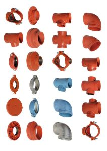 Grooved Fitting pictures & photos