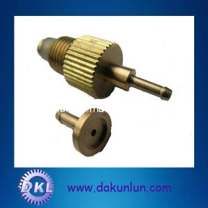 High Precision Brass Gear Shafts (DKL-G013) pictures & photos
