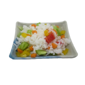 Rich Fiber Konjac Rice with Low Calories
