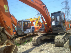 Competitive Used Excavator Hitachi Zx200-6, Used Hitachi Excavator Zx200 pictures & photos