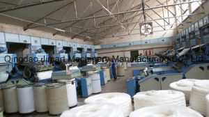 A186g New Type Textile Machinery Wool Cotton Fiber Carding Machine pictures & photos