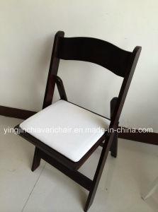 Wood Folding Wedding Chair