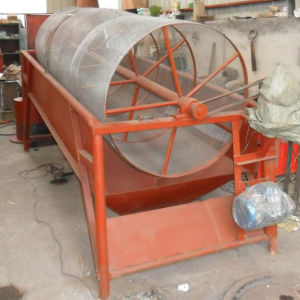 China Rotary Sifter for Sifting Soil, Dirt, Ore, Sand ...