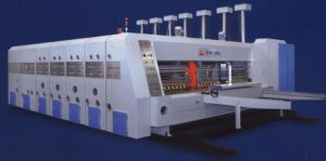 Automatic Flexo Printing Slotting and Die-Cutting Machine pictures & photos