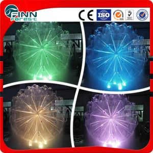Outdoor LED Light Dandelion Shape Small Fountain pictures & photos