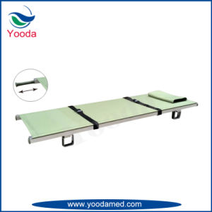 Aluminum Alloy Miliatry Folding Camping Bed pictures & photos