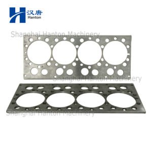 CAT 3304 diesel engine motor parts 7N8021 cylinder head gasket block spacer pictures & photos