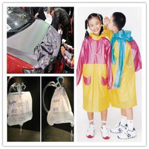 Soft PVC Transparent Film PVC Rolls pictures & photos