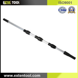 Four Sections Outer Twist Extension Aluminum Pole