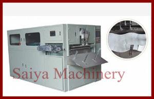 100GSM-500GSM Roll Paper Automatic Creasing Cutting Machine