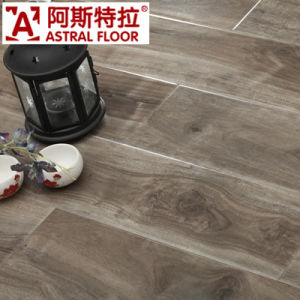 12mm Household Flooring Silk Surface Laminate Flooring (AB2001) pictures & photos