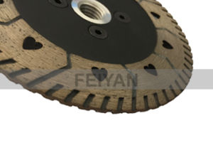 Diamon Single Griding Blade for Grindng and Cut Granite pictures & photos