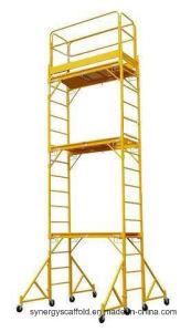Anti-Skid Industrial FRP Scaffold Tower, Fiberglass Tower