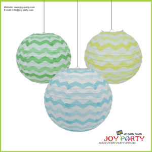 Zag Zag Printing Paper Lantern for Easter pictures & photos