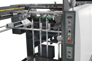 Automatic Paper and Film Pre-Coating Hot Lamination Machine (FMY-ZG108) pictures & photos