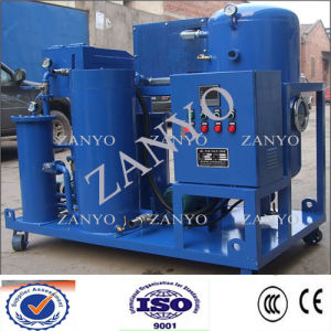 High Vacuum Turbine Oil Purifier pictures & photos