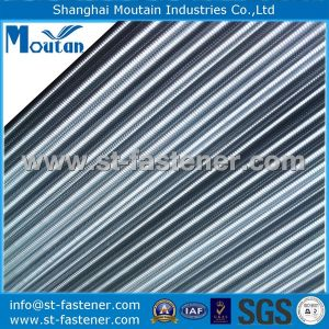 Carbon Steel Zinc Plated Threaded Rods DIN975-8.8