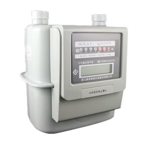 Prepaid IC Card Gas Meter