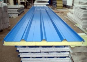 Water/Fire Proof Sandwich Panel pictures & photos