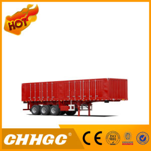 High Quality Van/Box Carrying Beverage Semi Trailer pictures & photos
