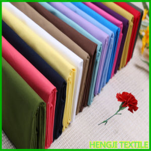 Stretch Single Yarn Drill Cotton Fabric of Work Cloth (220-077)