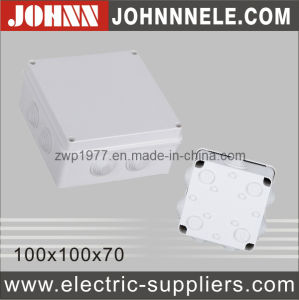 2014 ABS Electronic Plastic Box Waterproof Junction Box pictures & photos