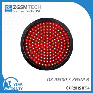 Dia. 300mm Driveway Traffic Signal Red Ball pictures & photos