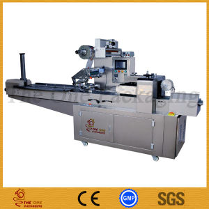 China Supplier Pillow Packaging Machine (TOPPM-260A) pictures & photos