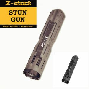 Rechargeable Strong Flashlight Stun Gun pictures & photos