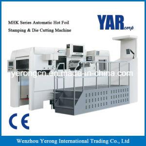 Cheap Mhk Series Auto Die Cutting Machine pictures & photos