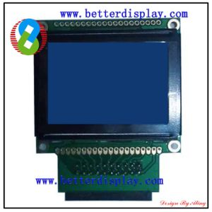 LCD Stn Blue LCM Standard Graphic Module LCD Display pictures & photos