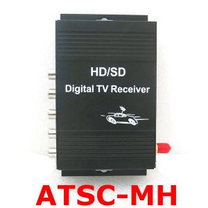 USA Digital TV Tuner Receiver Car ATSC-M/H with Free Shipping