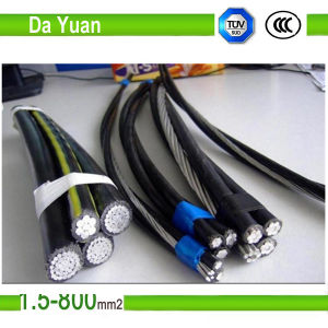Hot ABC Cable Overhead Aerial Bundle Cable 0.6/1kv Aluminum with XLPE pictures & photos